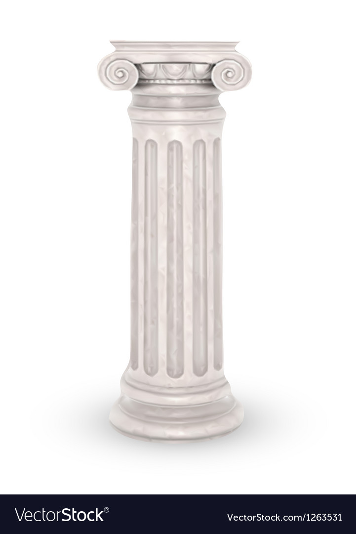 Classical column vector | Price: 1 Credit (USD $1)