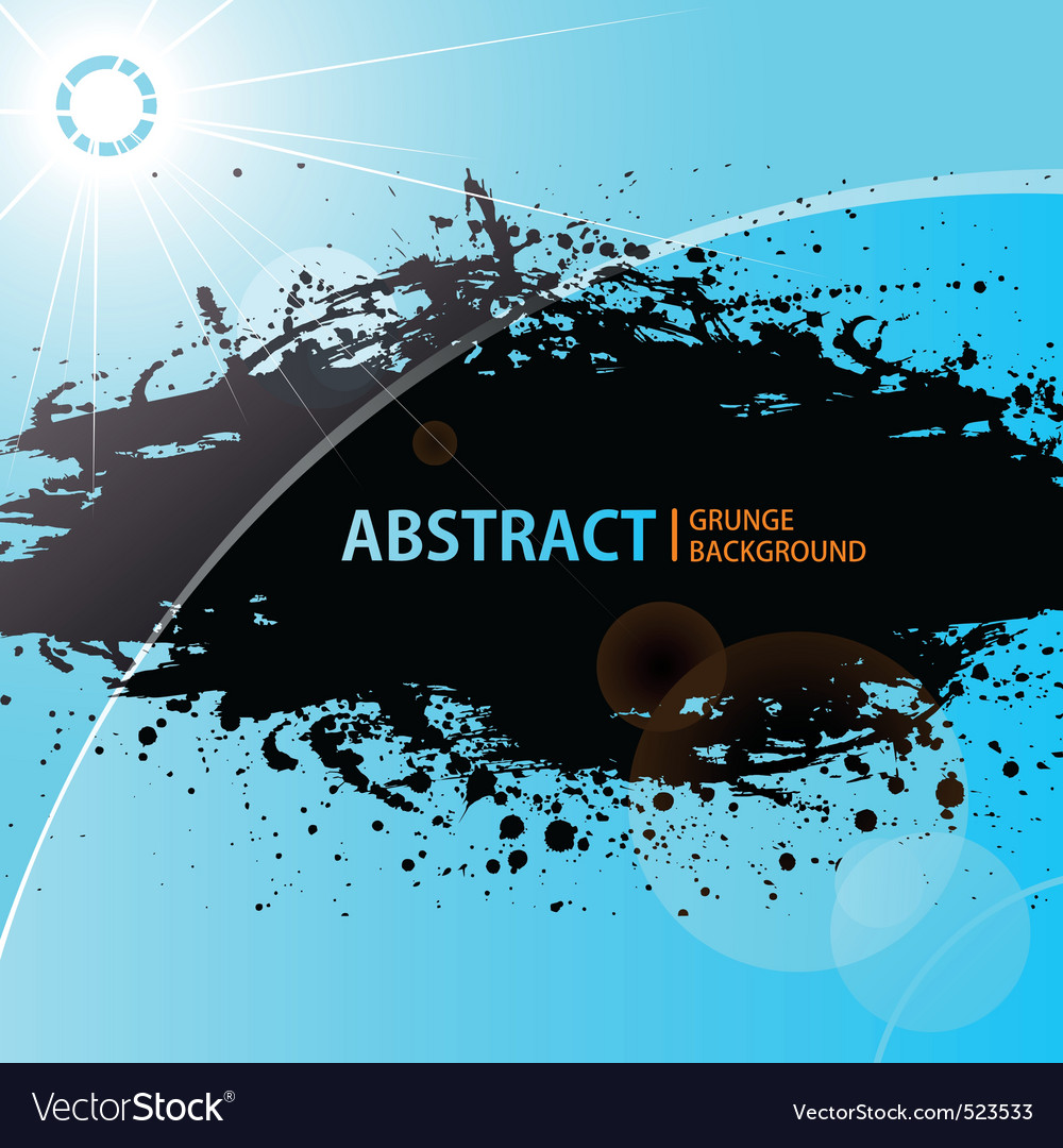 Abstract grunge background shining vector | Price: 1 Credit (USD $1)