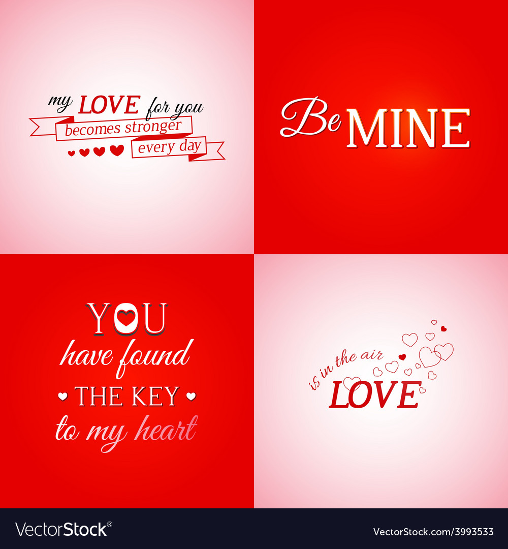 Set of typographic design elements vector | Price: 1 Credit (USD $1)