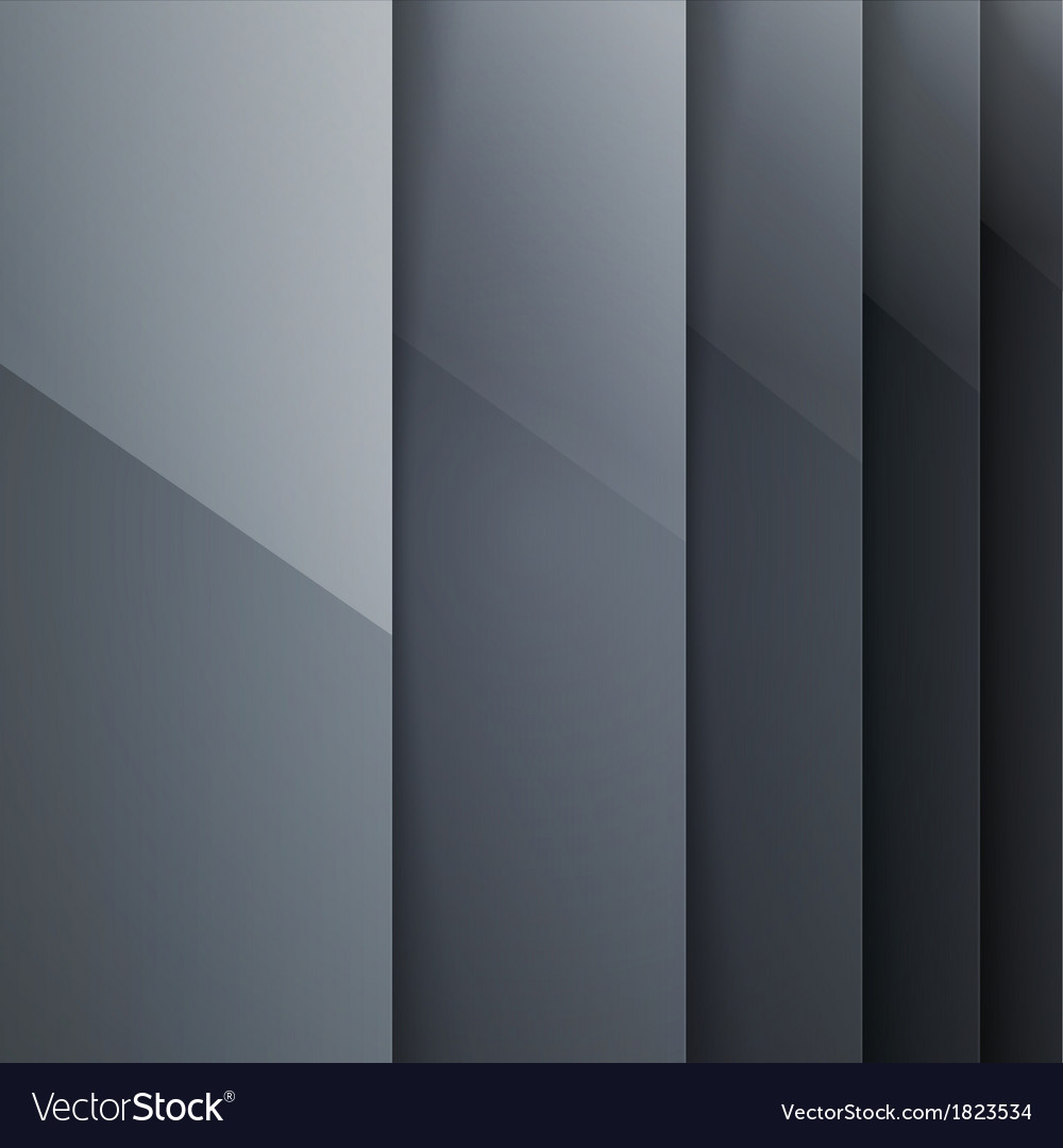Abstract grey shining rectangle shapes background vector | Price: 1 Credit (USD $1)