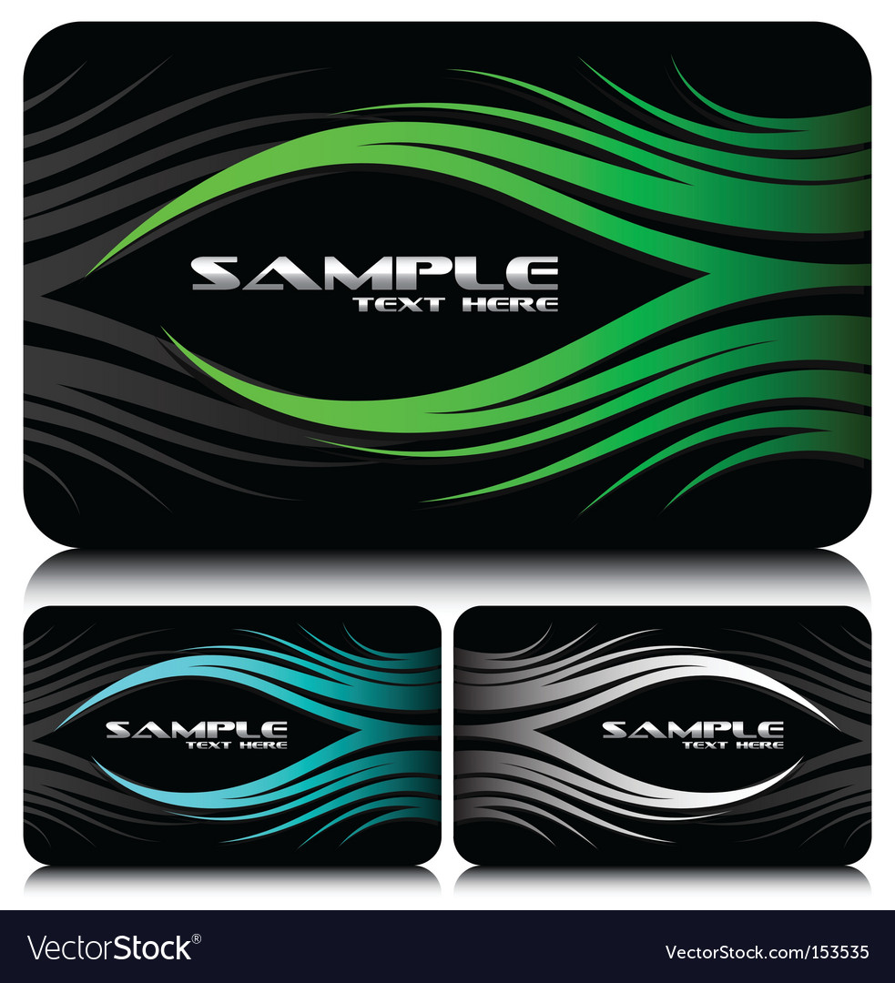 Business cards vector | Price: 1 Credit (USD $1)