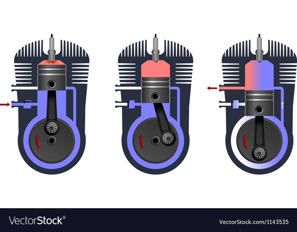 Engine vector | Price: 3 Credit (USD $3)