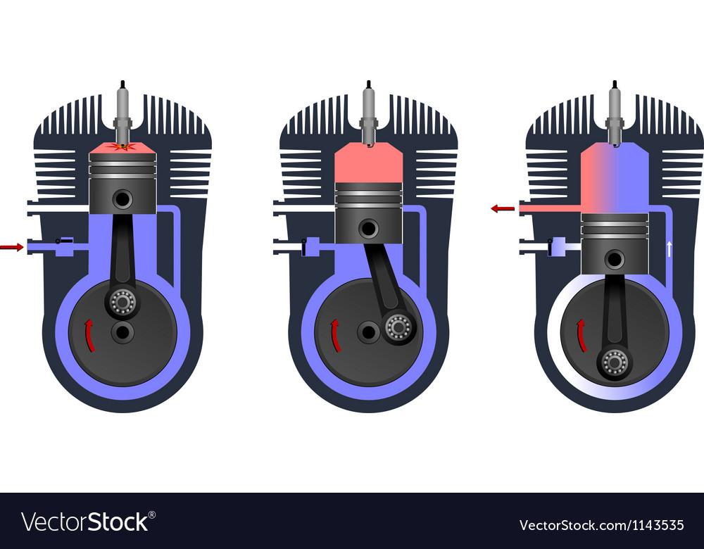 Engine vector | Price: 3 Credit (USD $3)