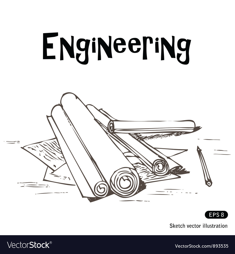 Engineering projects vector | Price: 1 Credit (USD $1)