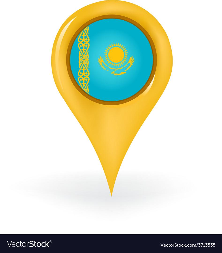 Location kazakhstan vector | Price: 1 Credit (USD $1)