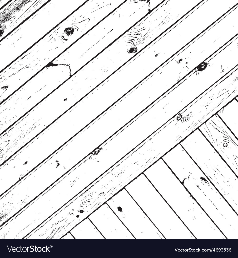 Striped wooden planks background vector | Price: 1 Credit (USD $1)