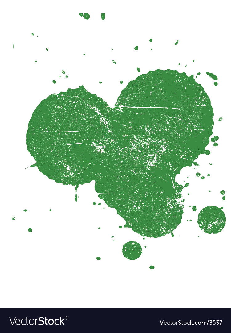 Grunge splat vector | Price: 1 Credit (USD $1)