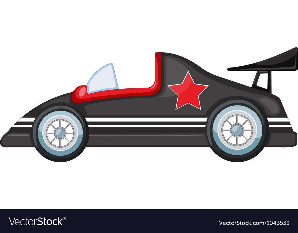 Toy car vector | Price: 3 Credit (USD $3)