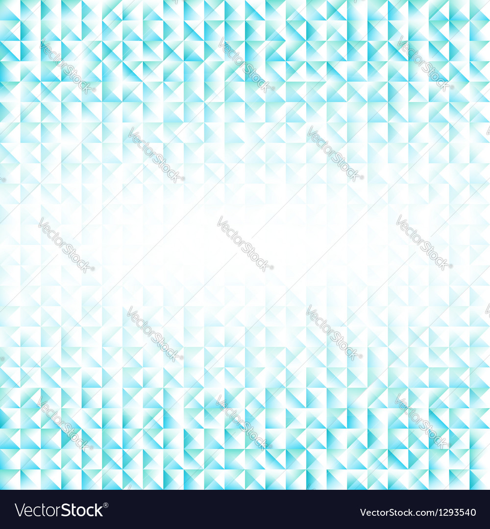 Abstract geometric background small mixed shapes vector | Price: 1 Credit (USD $1)