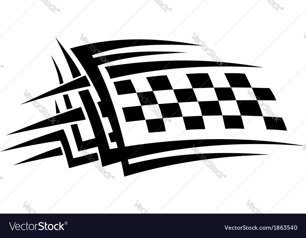 Tribal sports tattoo vector | Price: 1 Credit (USD $1)