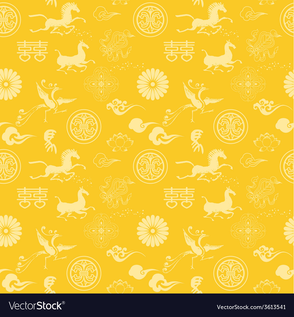 Chinese new year texture vector | Price: 1 Credit (USD $1)
