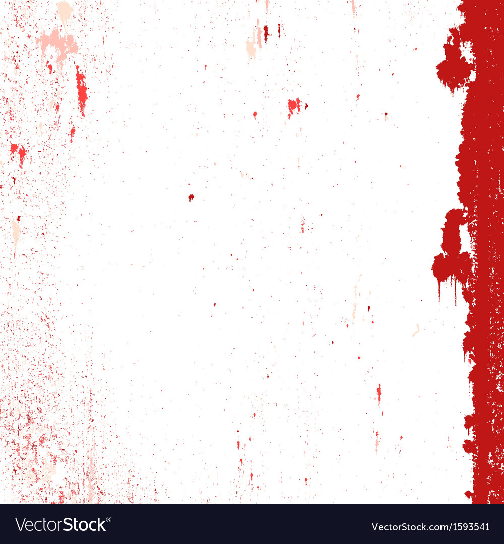 Red messy grunge vector | Price: 1 Credit (USD $1)