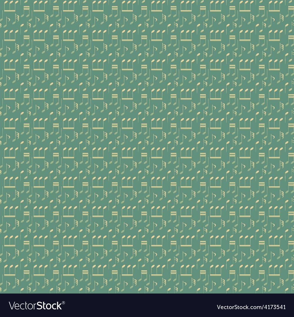 Seamless note background pattern vector | Price: 1 Credit (USD $1)