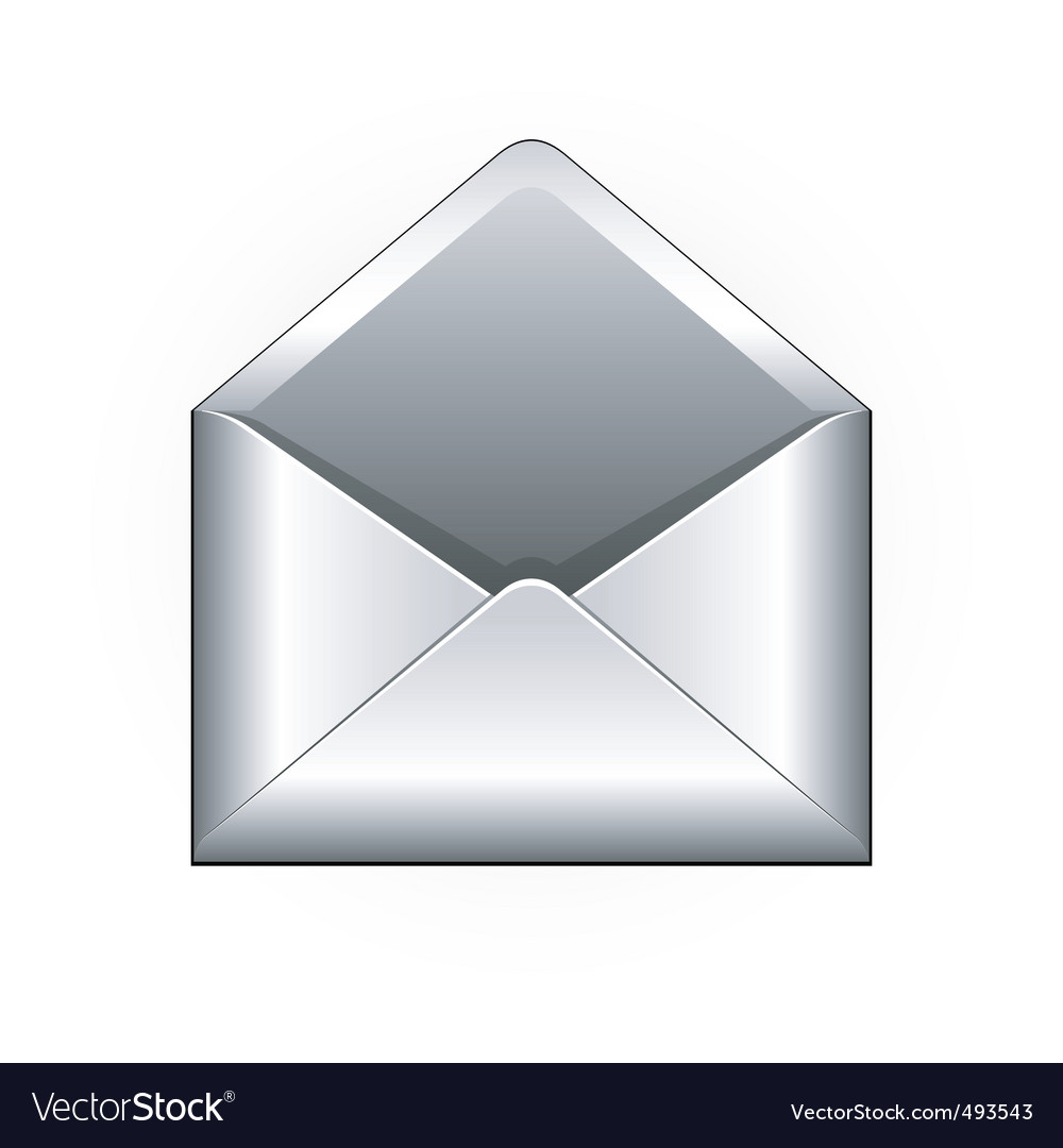 Letter envelope vector | Price: 1 Credit (USD $1)