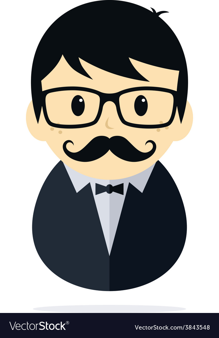 Tuxedo man vector | Price: 1 Credit (USD $1)