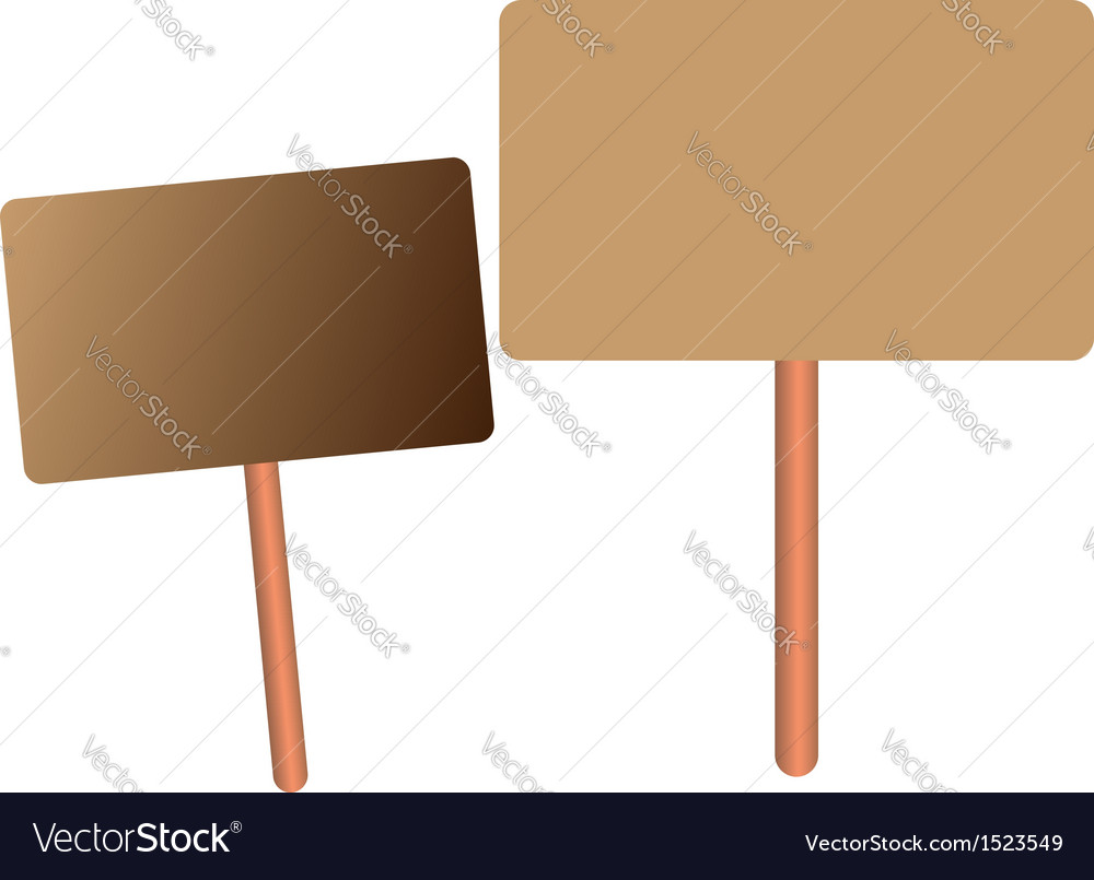 Protest banners vector | Price: 1 Credit (USD $1)