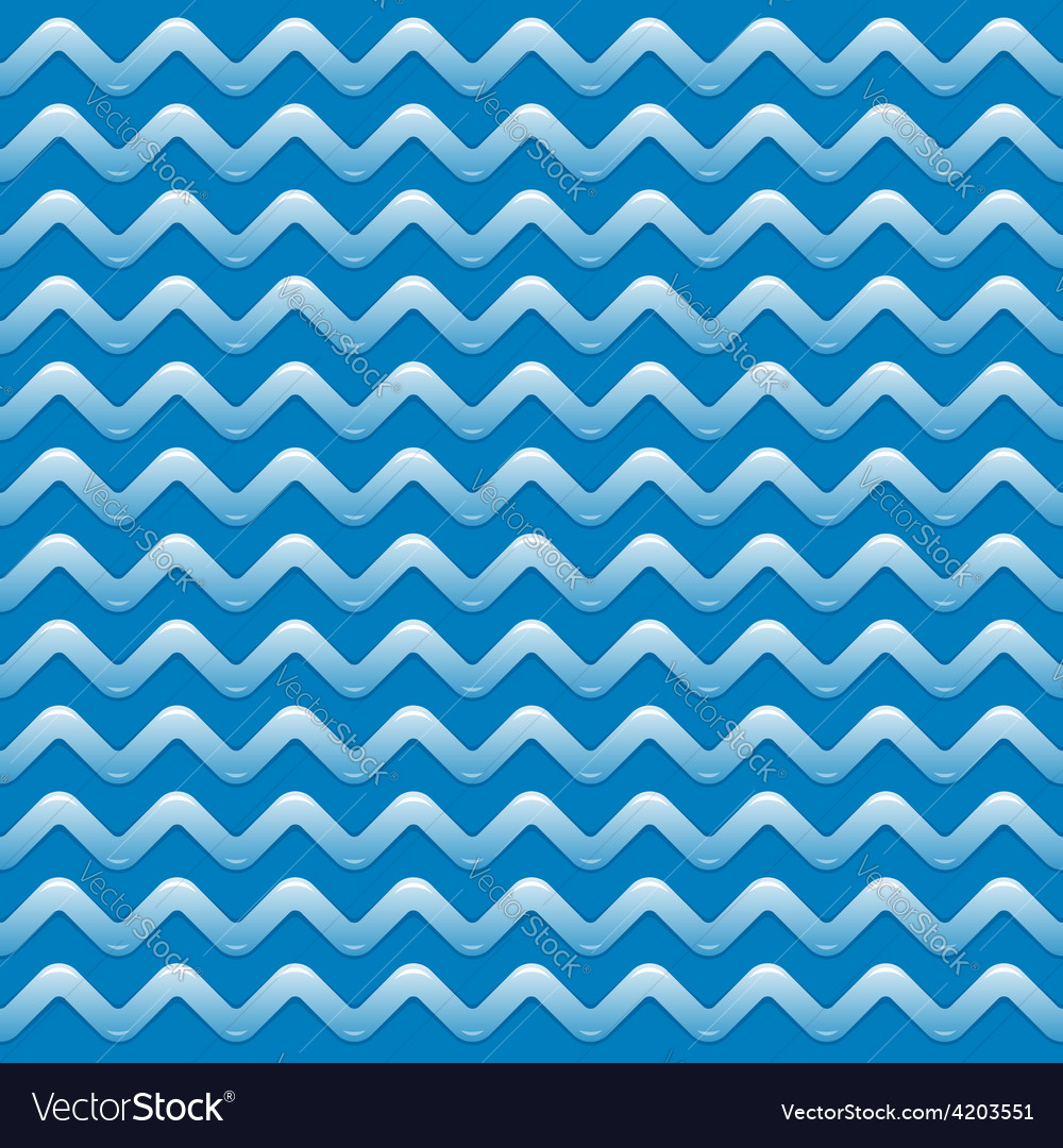 Blue abstract pattern with bright stripes vector | Price: 1 Credit (USD $1)