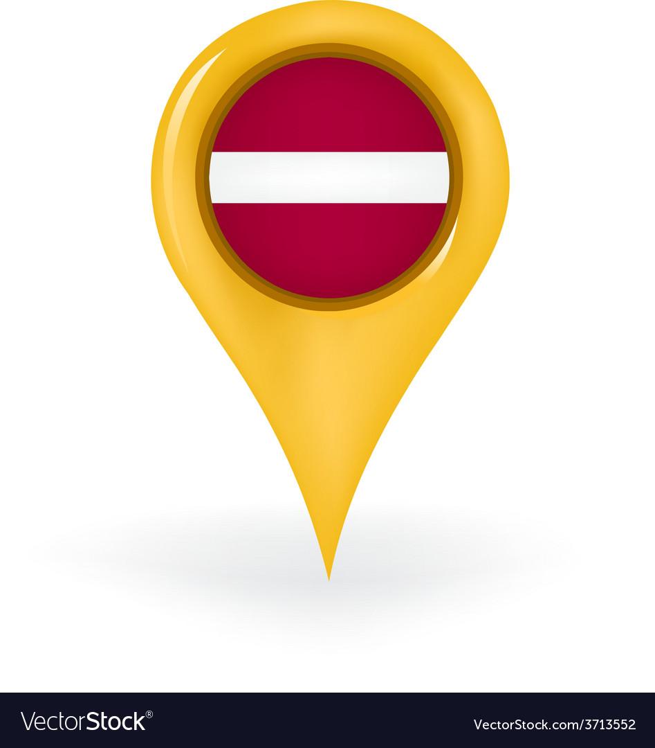 Location latvia vector | Price: 1 Credit (USD $1)