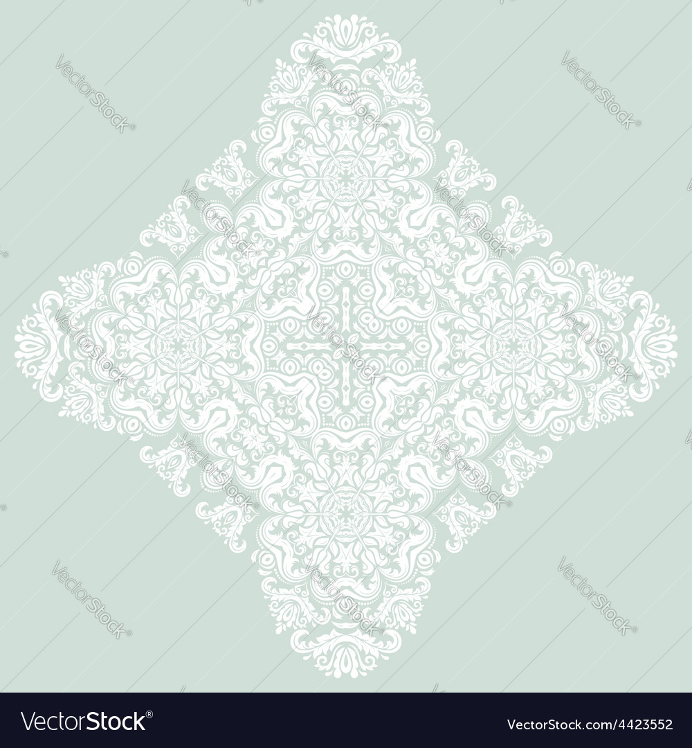 Orient abstract pattern vector   Price: 1 Credit (USD $1)