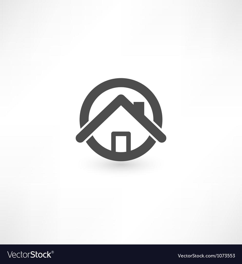 Home icon vector   Price: 1 Credit (USD $1)