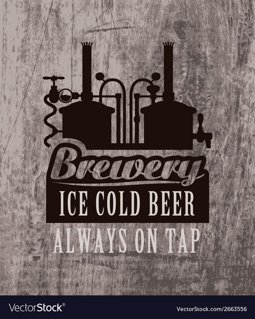 Brewery vector   Price: 1 Credit (USD $1)
