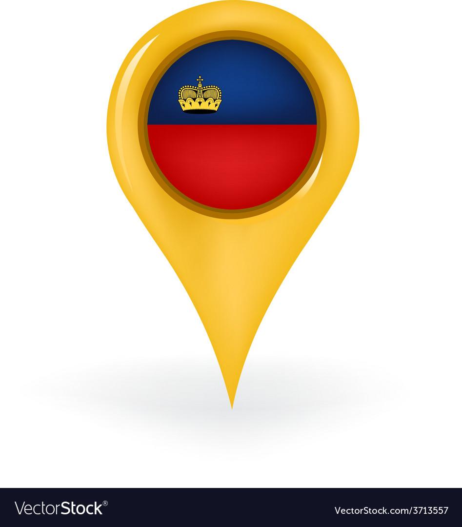 Location liechtenstein vector | Price: 1 Credit (USD $1)