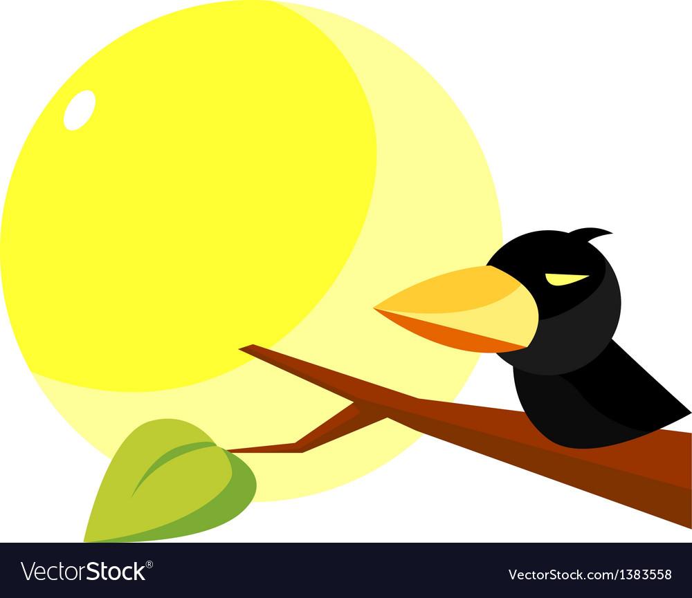 Icon bird vector   Price: 1 Credit (USD $1)