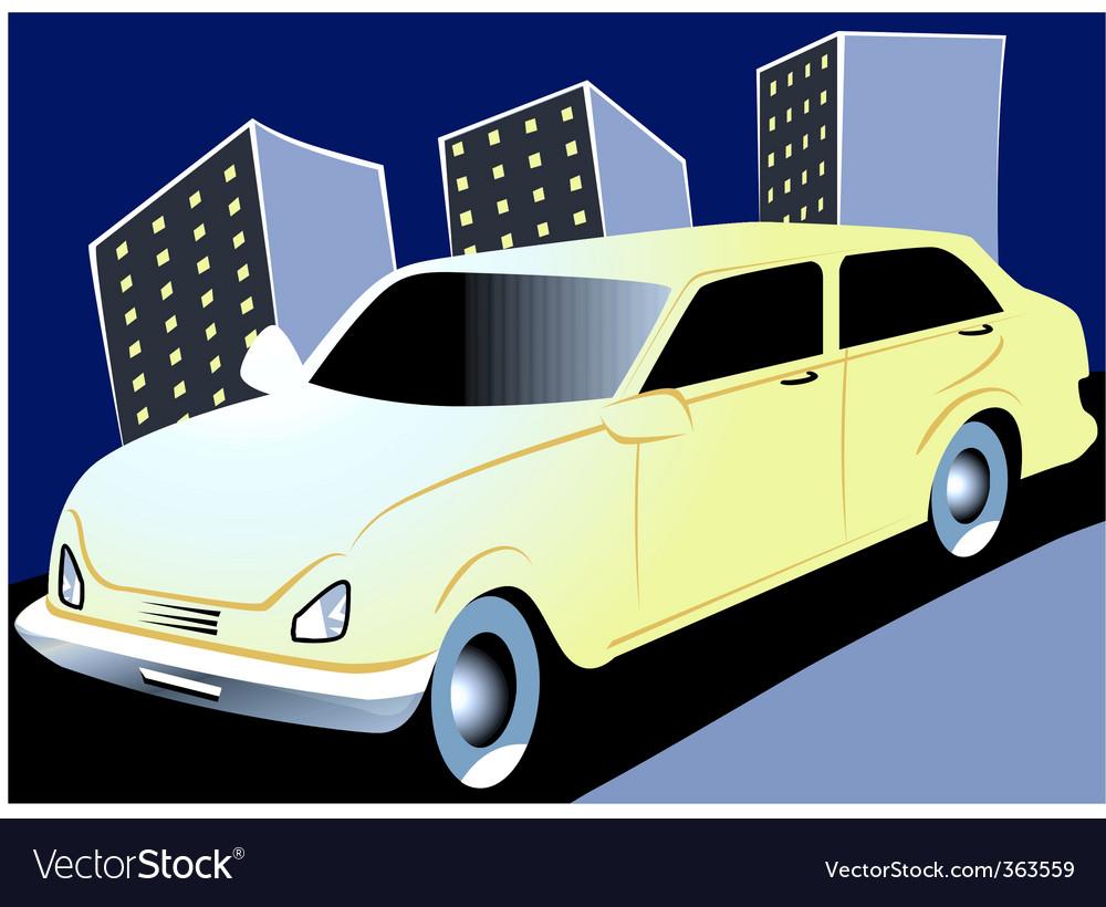 Retro car vector   Price: 1 Credit (USD $1)