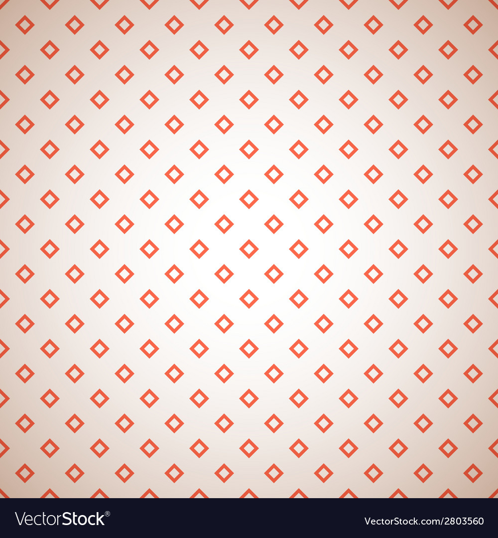 Pretty retro seamless pattern endless texture vector | Price: 1 Credit (USD $1)