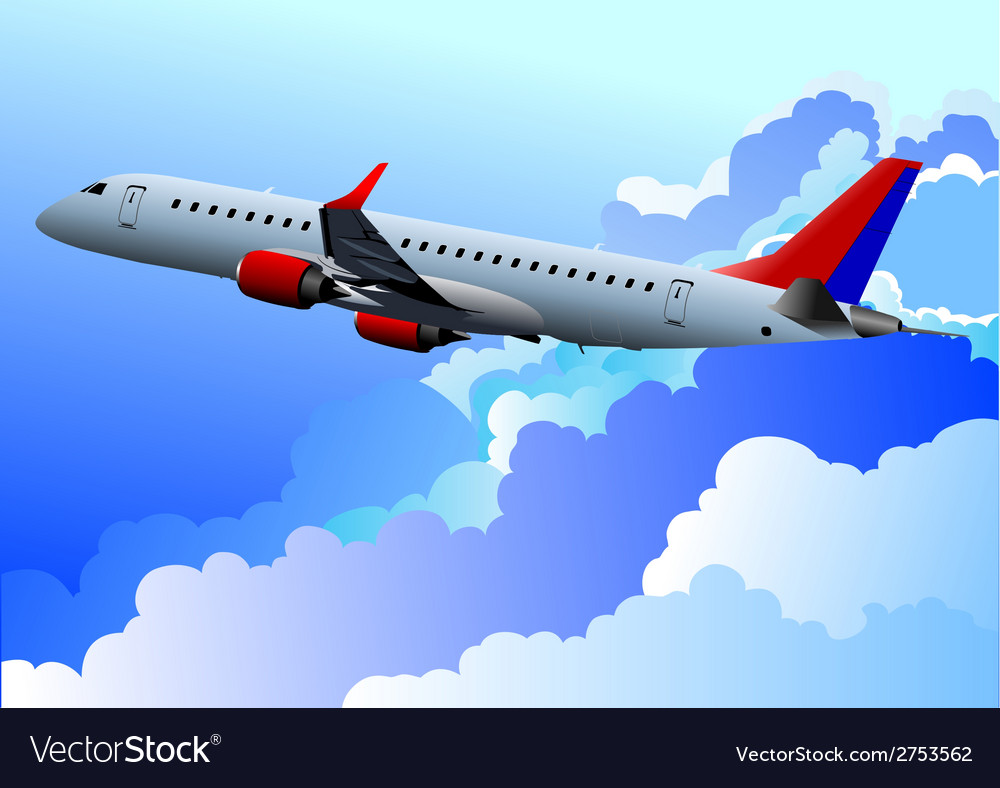 Al 0725 plane 02 vector | Price: 1 Credit (USD $1)