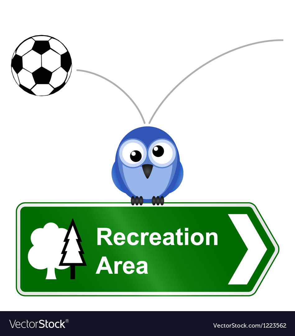 Recreation sign vector | Price: 1 Credit (USD $1)