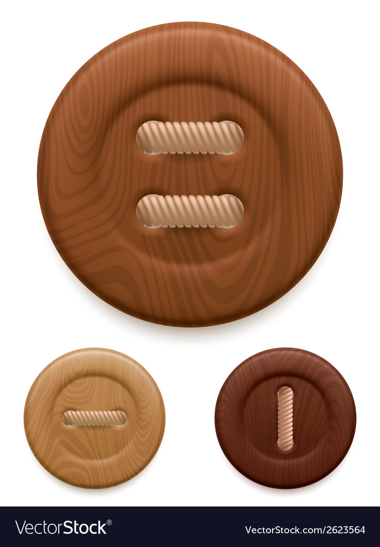 Clothing buttons vector | Price: 1 Credit (USD $1)