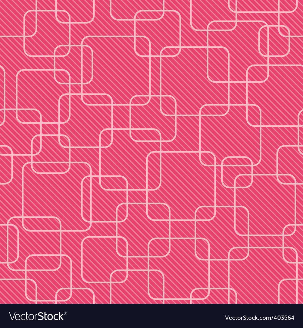 Honeysuckle seamless background vector | Price: 1 Credit (USD $1)