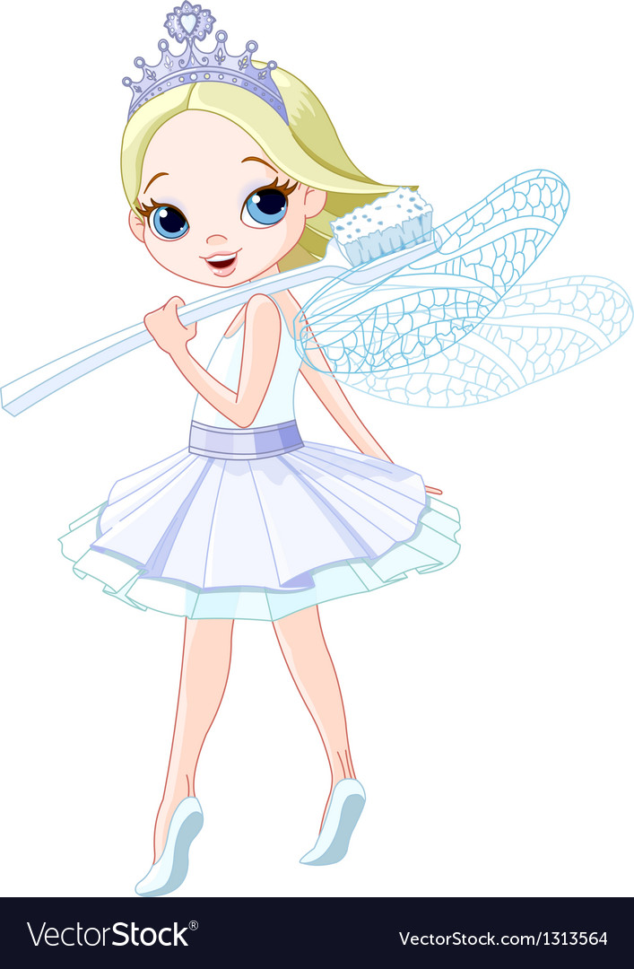 Tooth fairy vector | Price: 3 Credit (USD $3)