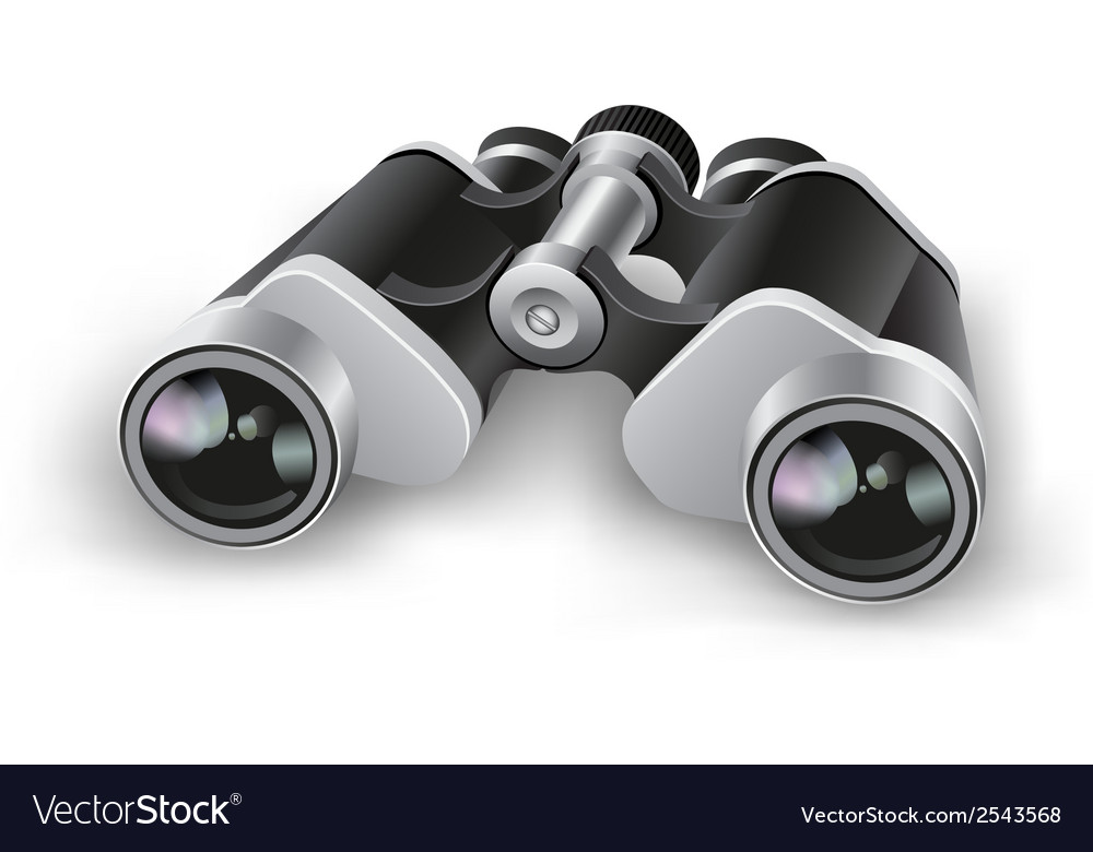 The binocular vector | Price: 1 Credit (USD $1)