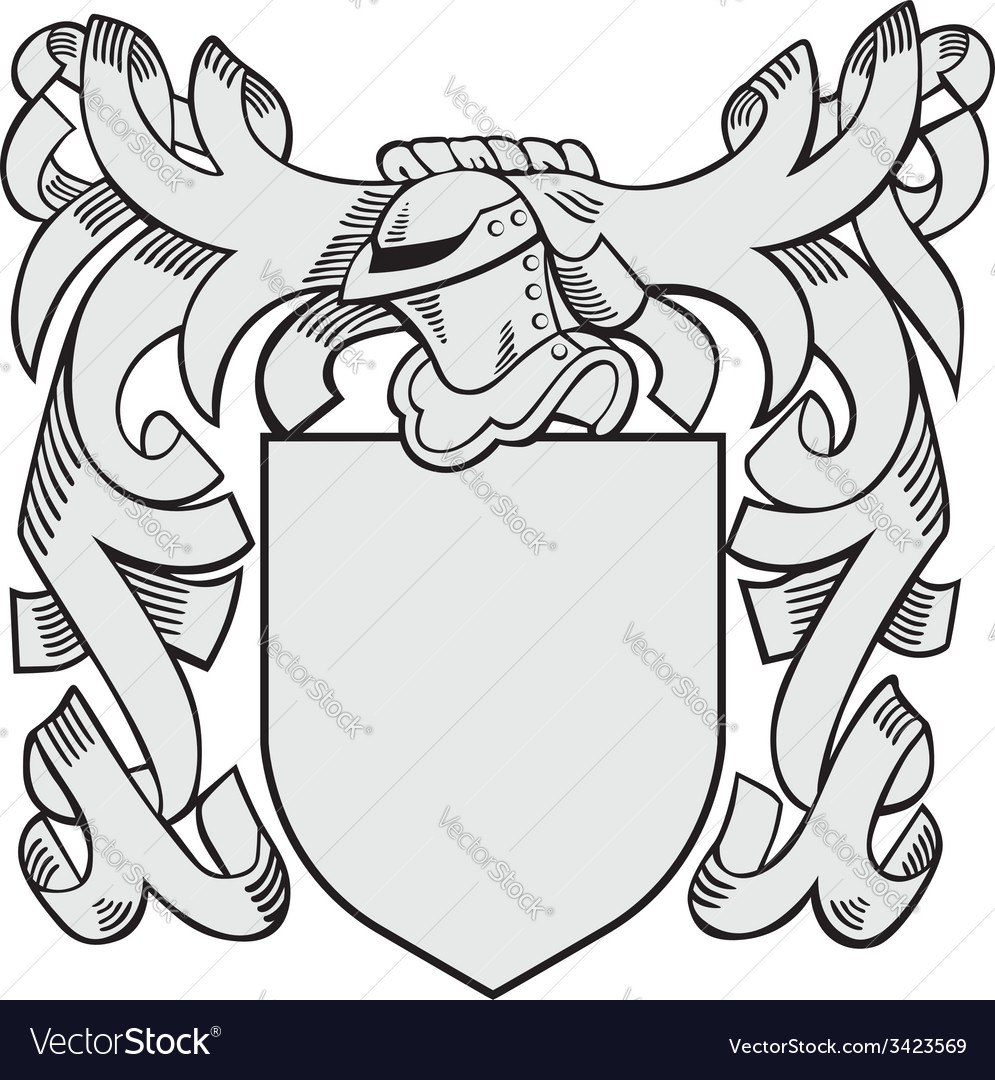 Aristocratic emblem no21 vector | Price: 1 Credit (USD $1)