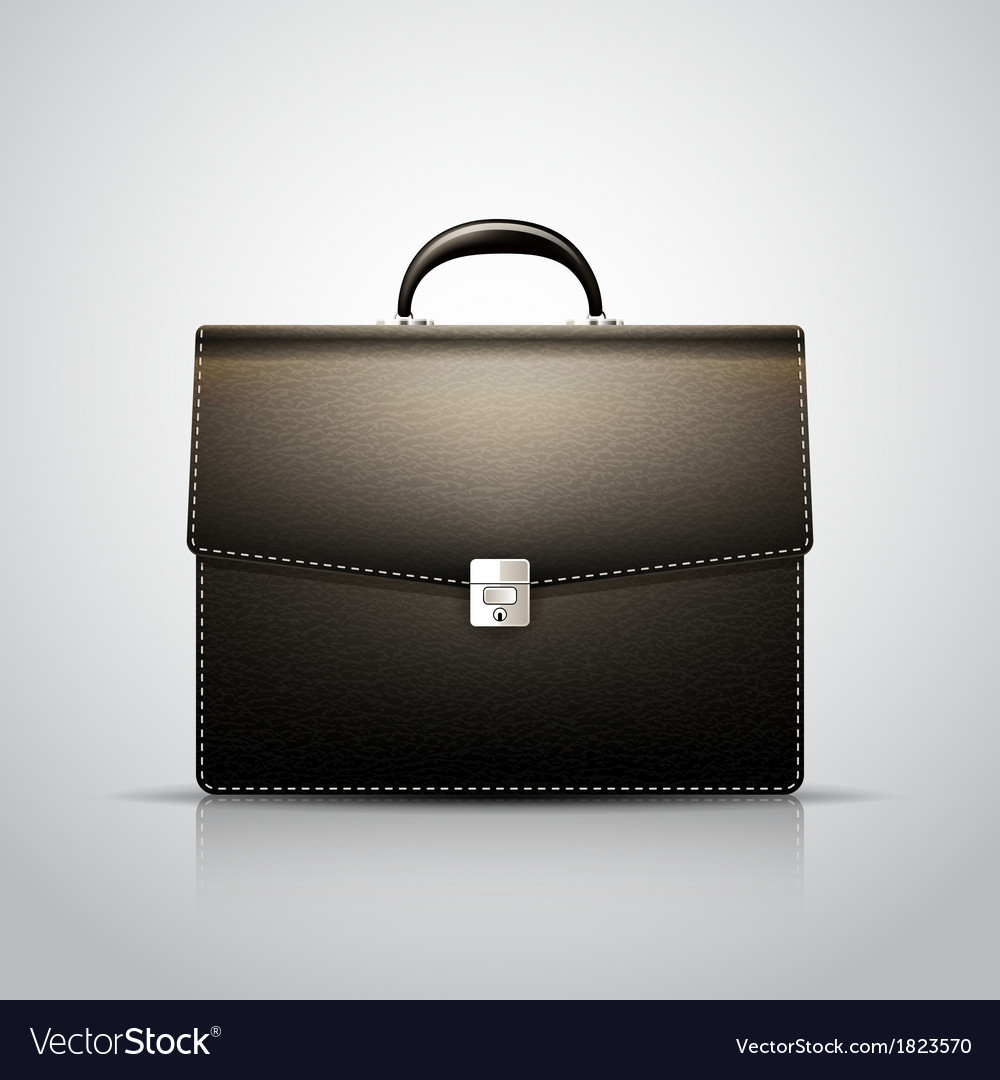 Brief case vector | Price: 1 Credit (USD $1)