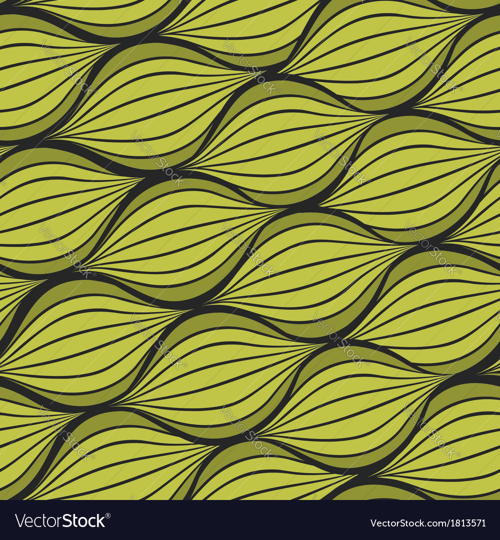 Abstract hand drawn seamless pattern vector | Price: 1 Credit (USD $1)