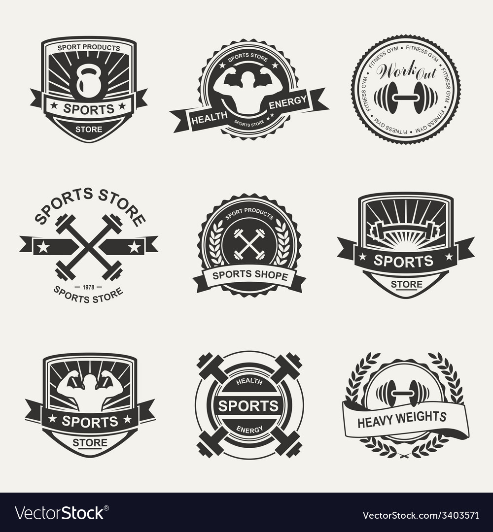 Sports logo vector | Price: 1 Credit (USD $1)