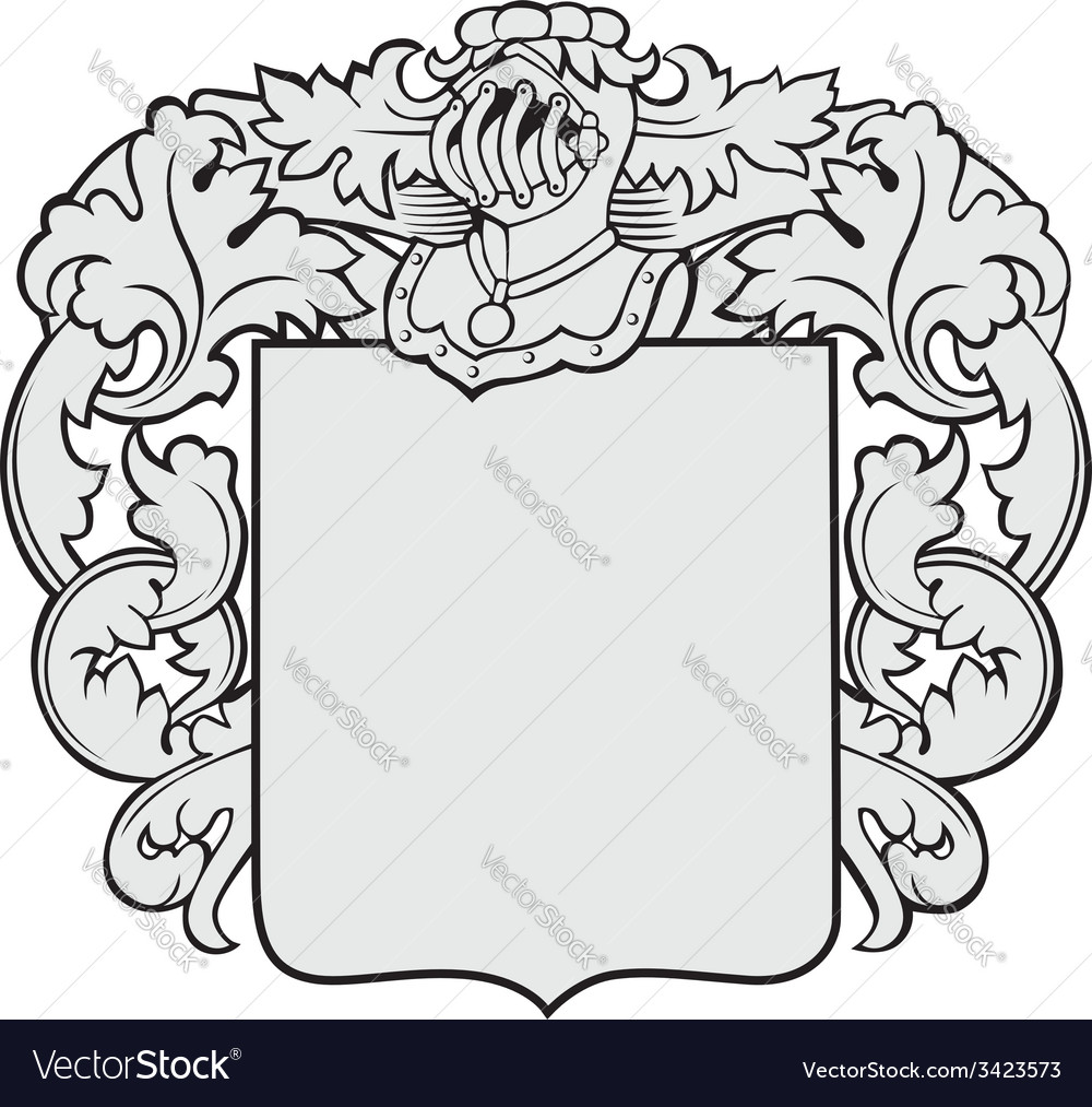 Aristocratic emblem no22 vector | Price: 1 Credit (USD $1)