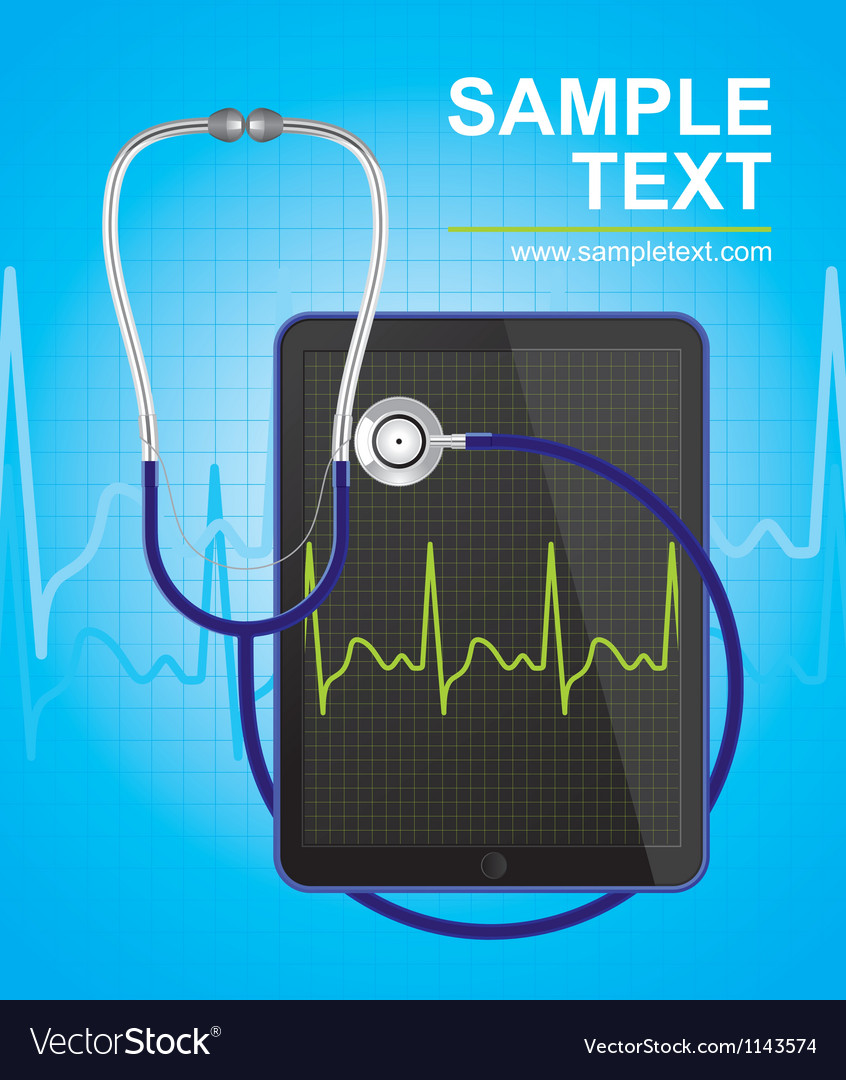 Medicine gadget vector | Price: 1 Credit (USD $1)