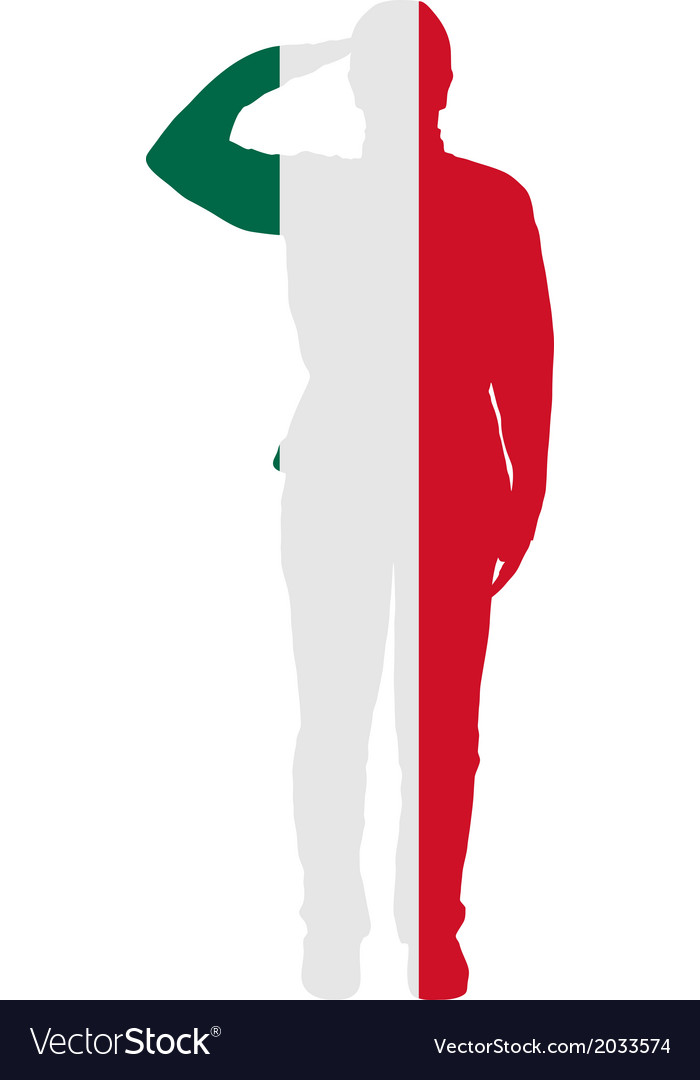 Mexican salute vector | Price: 1 Credit (USD $1)