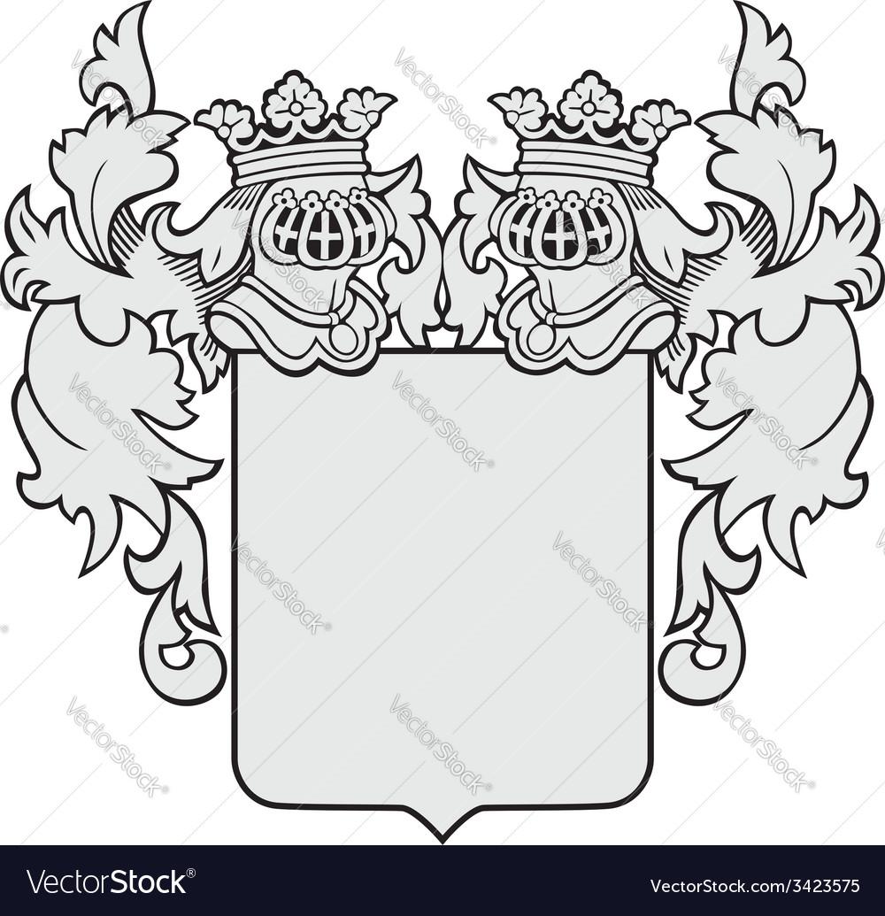 Aristocratic emblem no23 vector | Price: 1 Credit (USD $1)