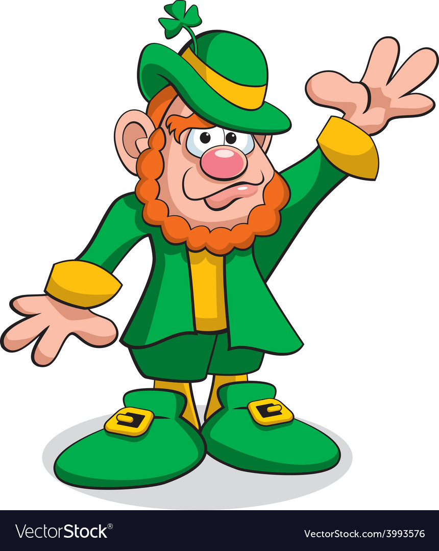 Leprechaun 5 vector | Price: 3 Credit (USD $3)