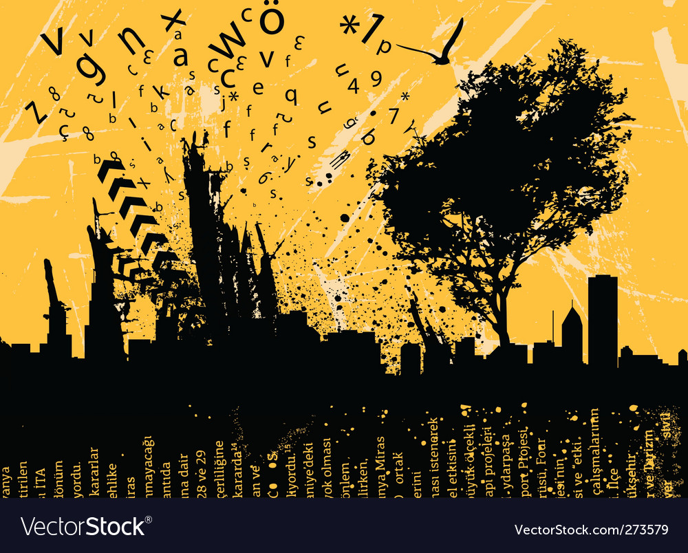 Grunge graphic vector | Price: 1 Credit (USD $1)