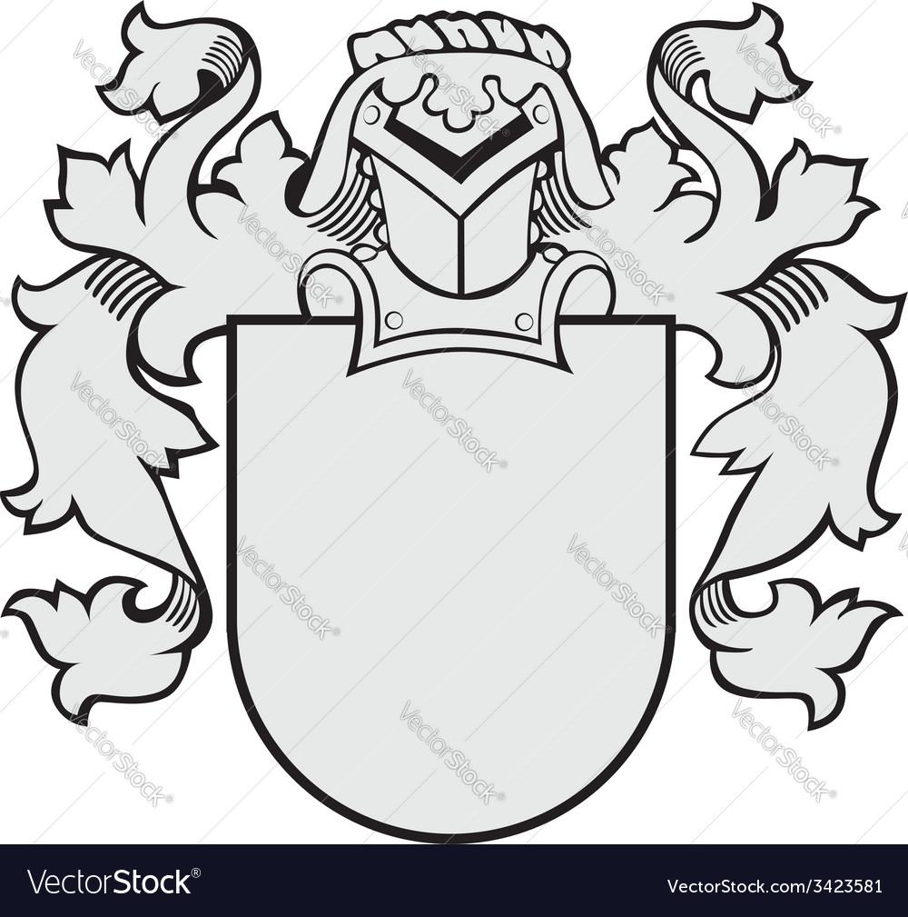 Aristocratic emblem no24 vector | Price: 1 Credit (USD $1)