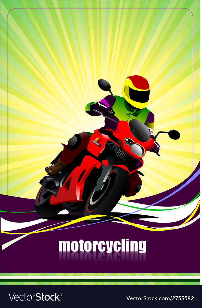 Al 0732 moto vector | Price: 1 Credit (USD $1)