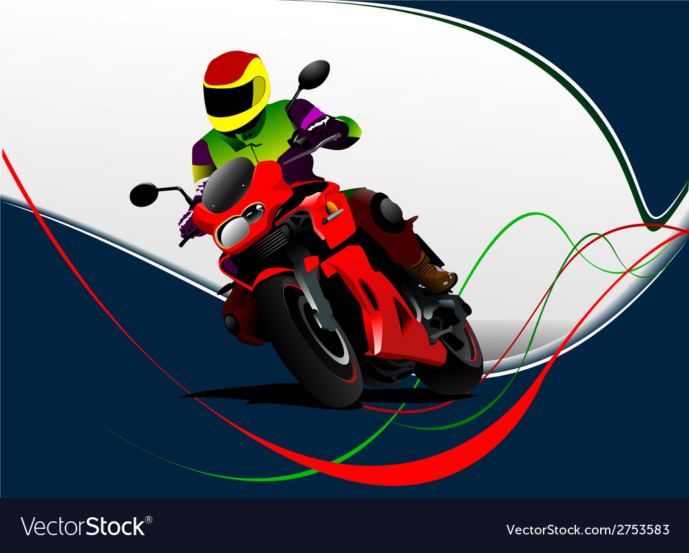 Al 0732 moto 02 vector | Price: 1 Credit (USD $1)