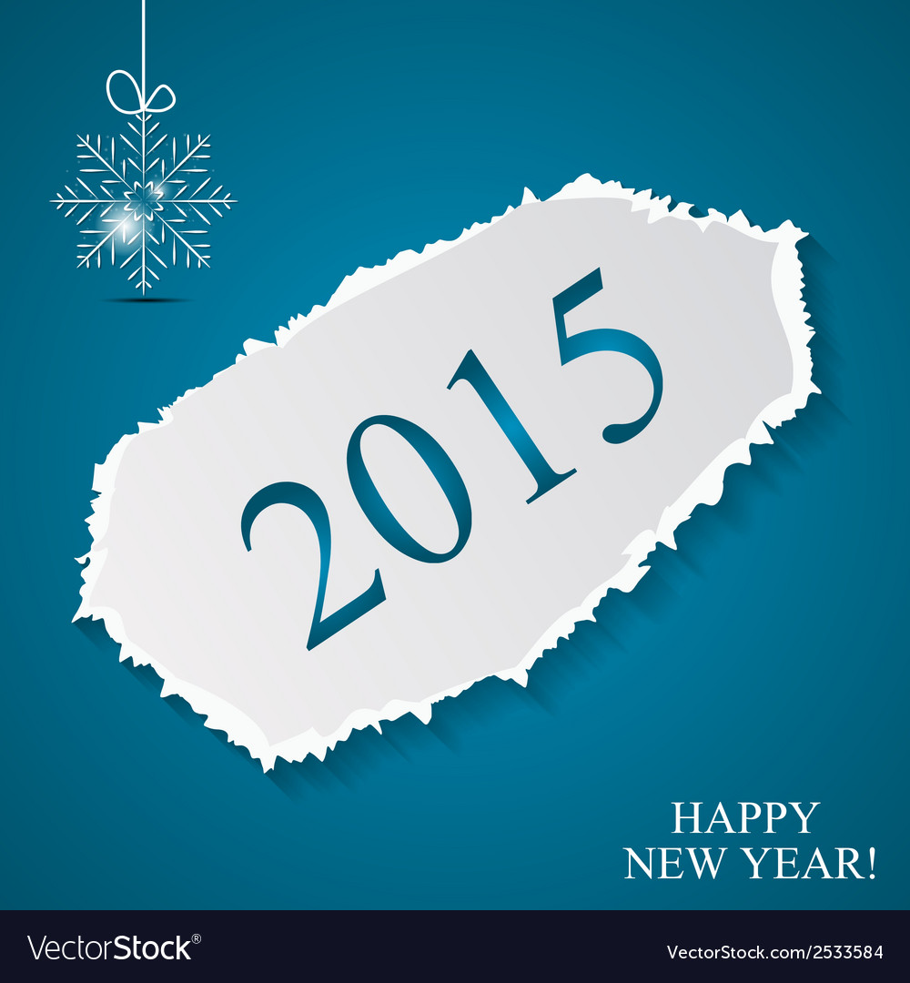 Happy new year and marry christmas background vector   Price: 1 Credit (USD $1)