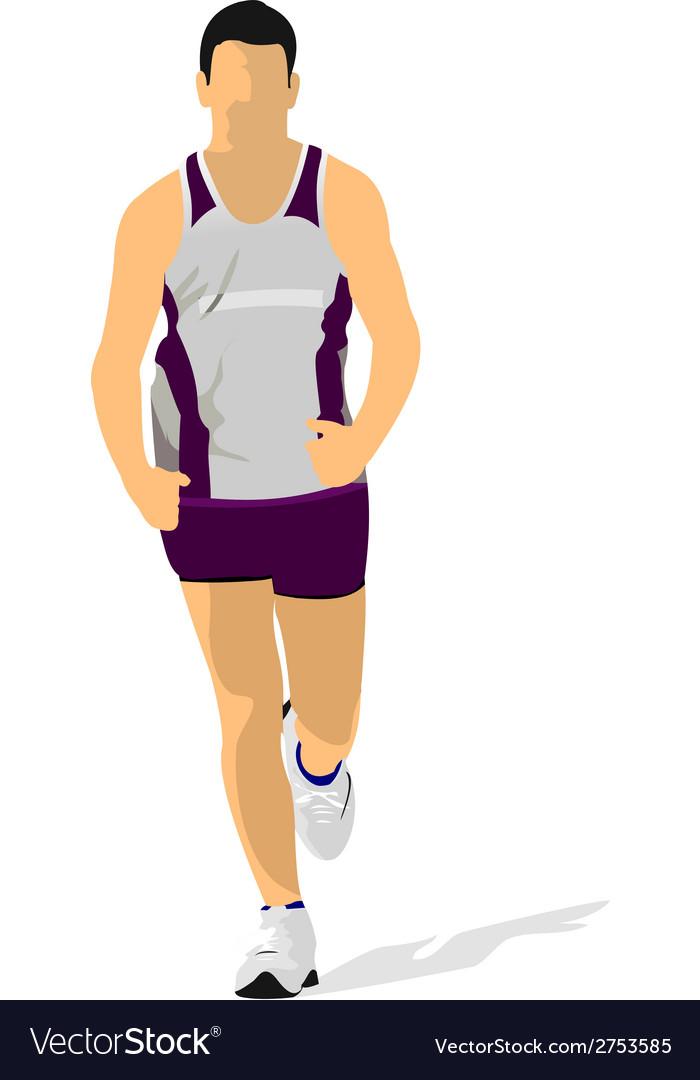 Al 0734 jogging 01 vector   Price: 1 Credit (USD $1)